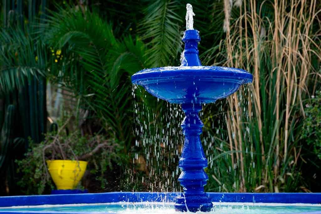 O que fazer em marrakech jardins