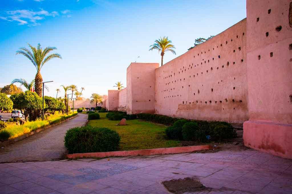 O que fazer em marrakech onde fica