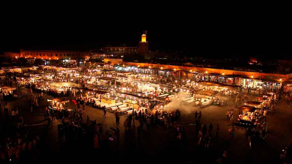 O que fazer em marrakech Jeema El Fna