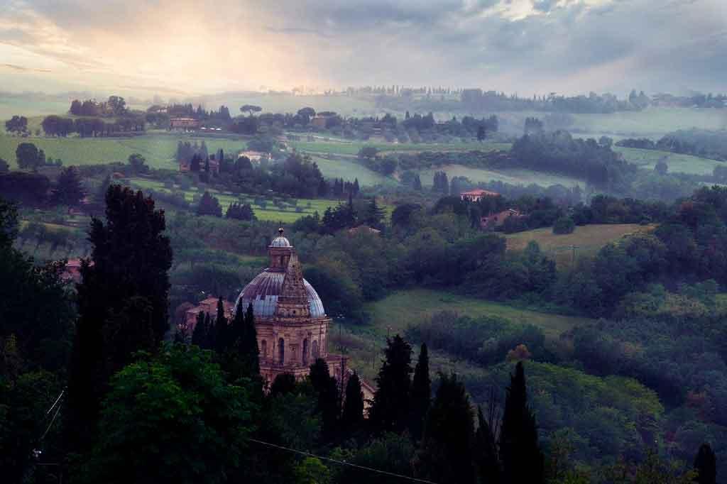 O que fazer em Siena inverno