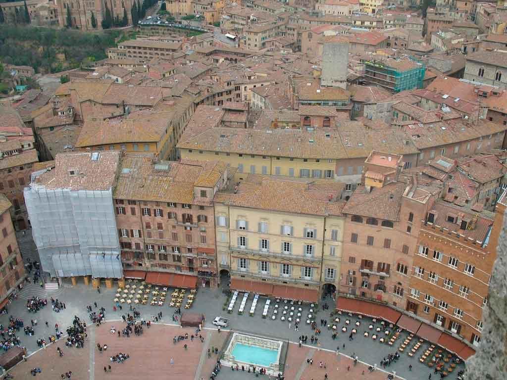 O que fazer em Siena onde ficar em siena