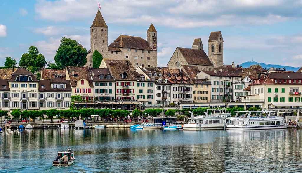 O que fazer em Zurique capa