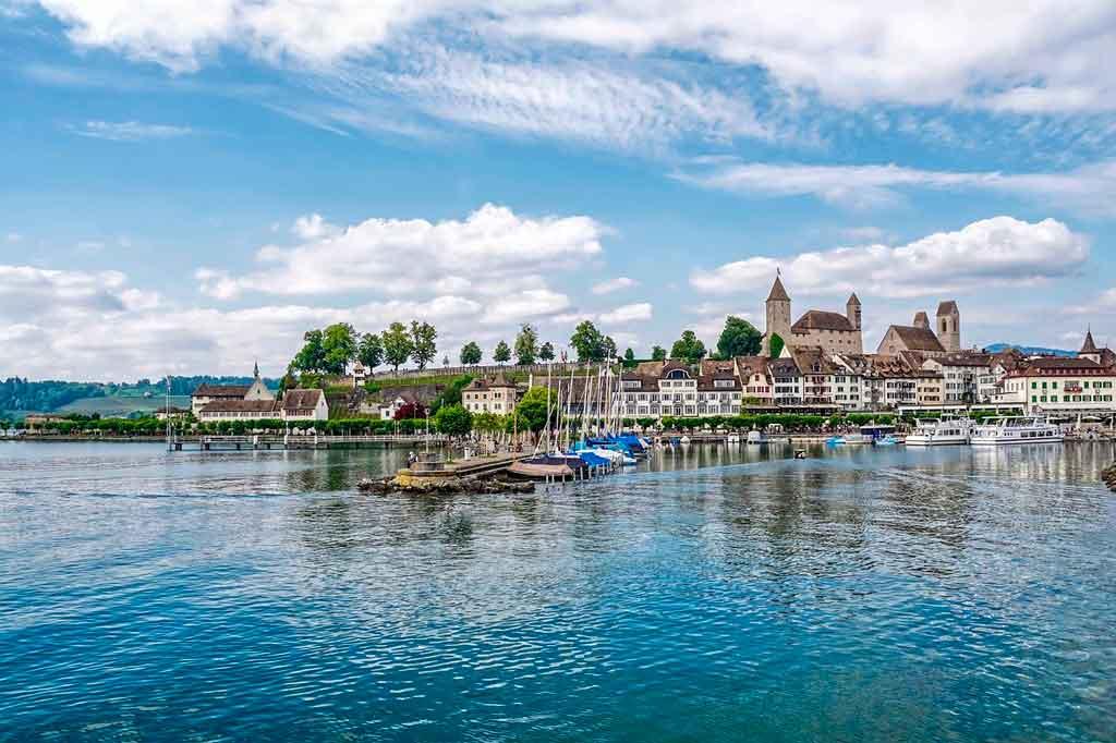 O que fazer em Zurique Lago de Zurique