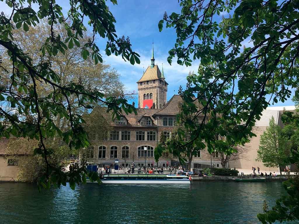 O que fazer em Zurique Museu