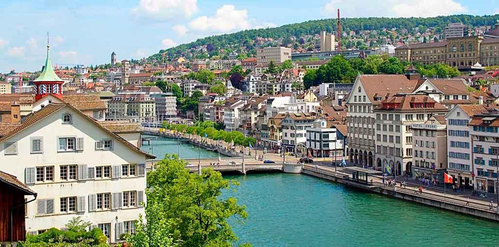 O que fazer em Zurique na primavera