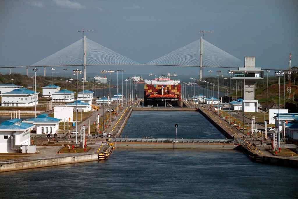 O que fazer no Panamá canal