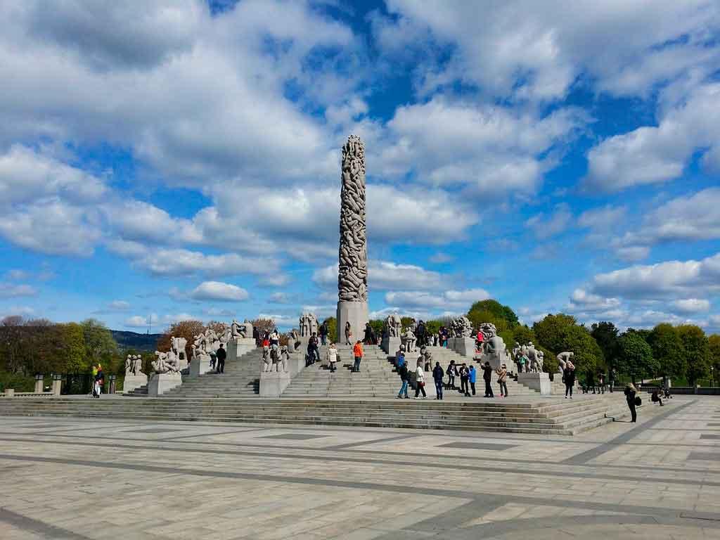 Oslo Noruega onde fica