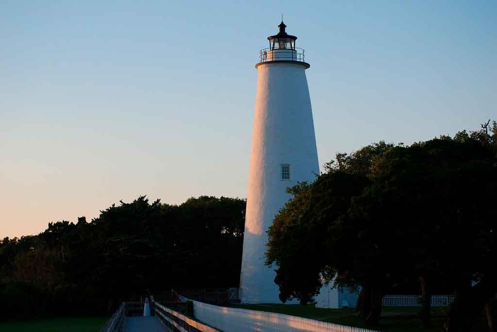 Praias dos Estados Unidos Ocracoke