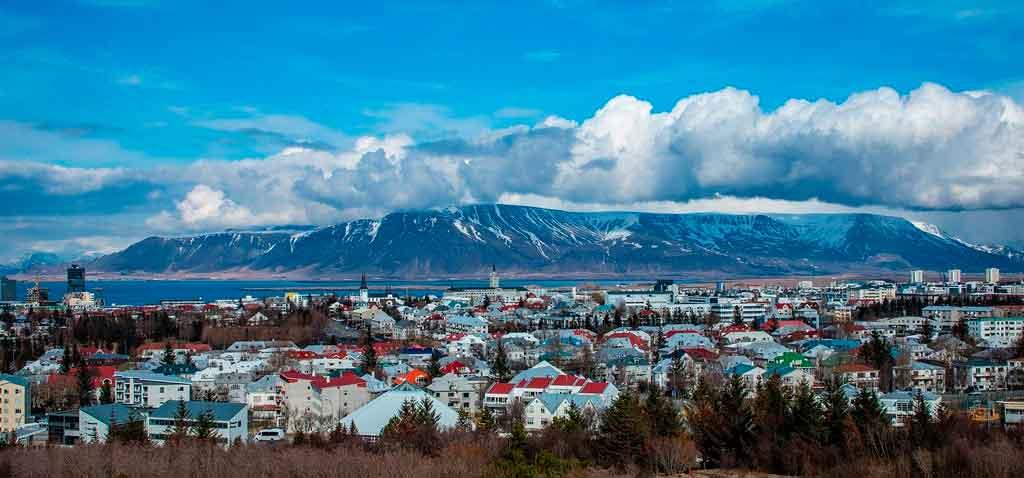reykjavik Islândia perlan