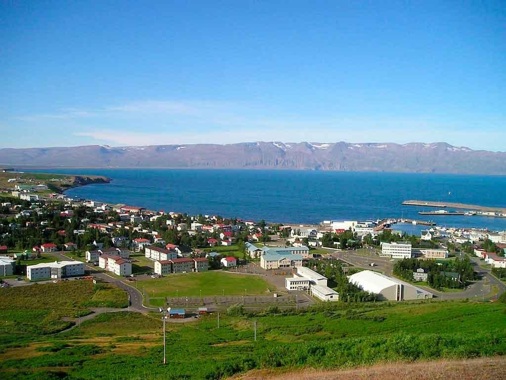 reykjavik Islândia qual é a capital