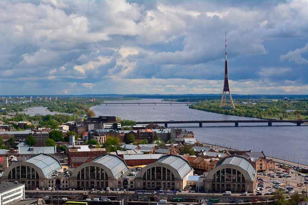 Riga, Letônia o que comprar