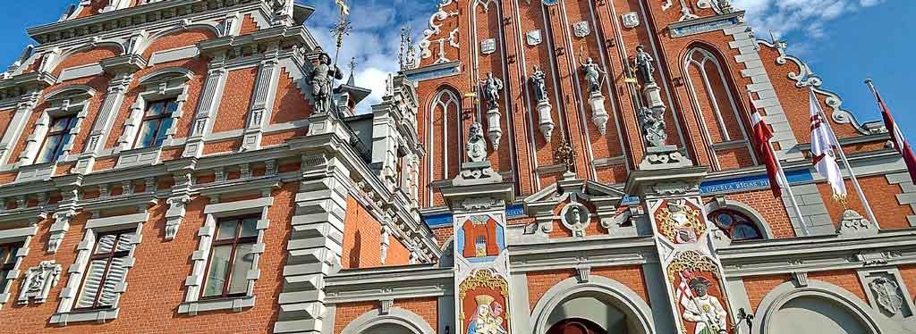 Riga, Letônia vecriga