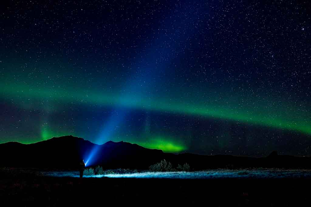 Suécia Aurora Boreal