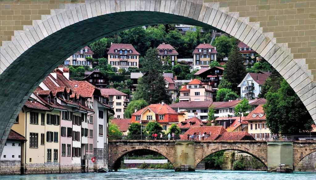 Zurique Suiça Berna