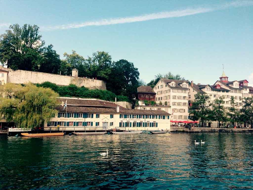 Zurique Suiça sorell hotel rutli