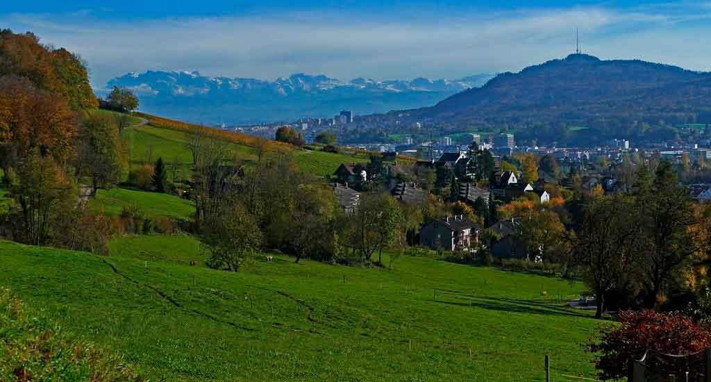 Zurique Suiça turismo