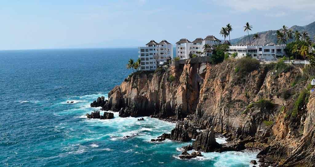 Acapulco, México onde fica