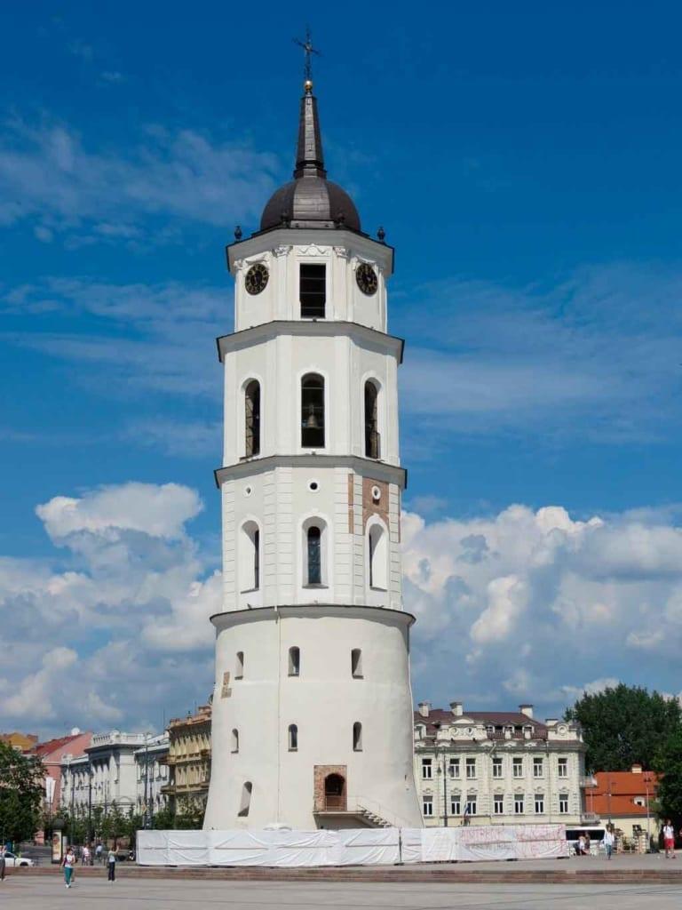 Capital da Lituânia Old Town