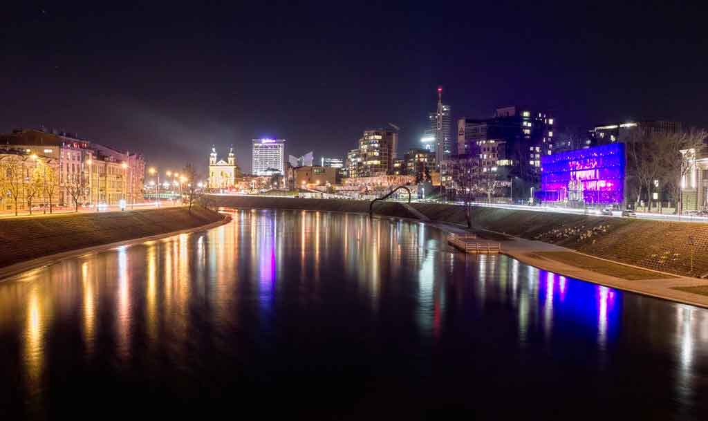 Capital da Lituânia