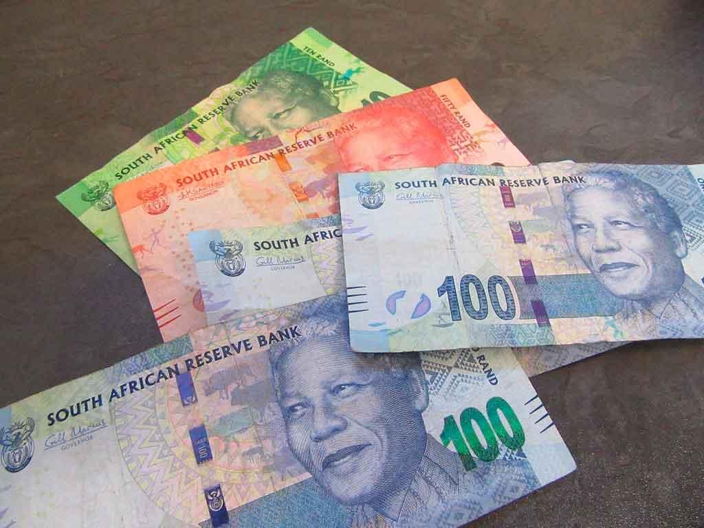 Cidade do Cabo moeda