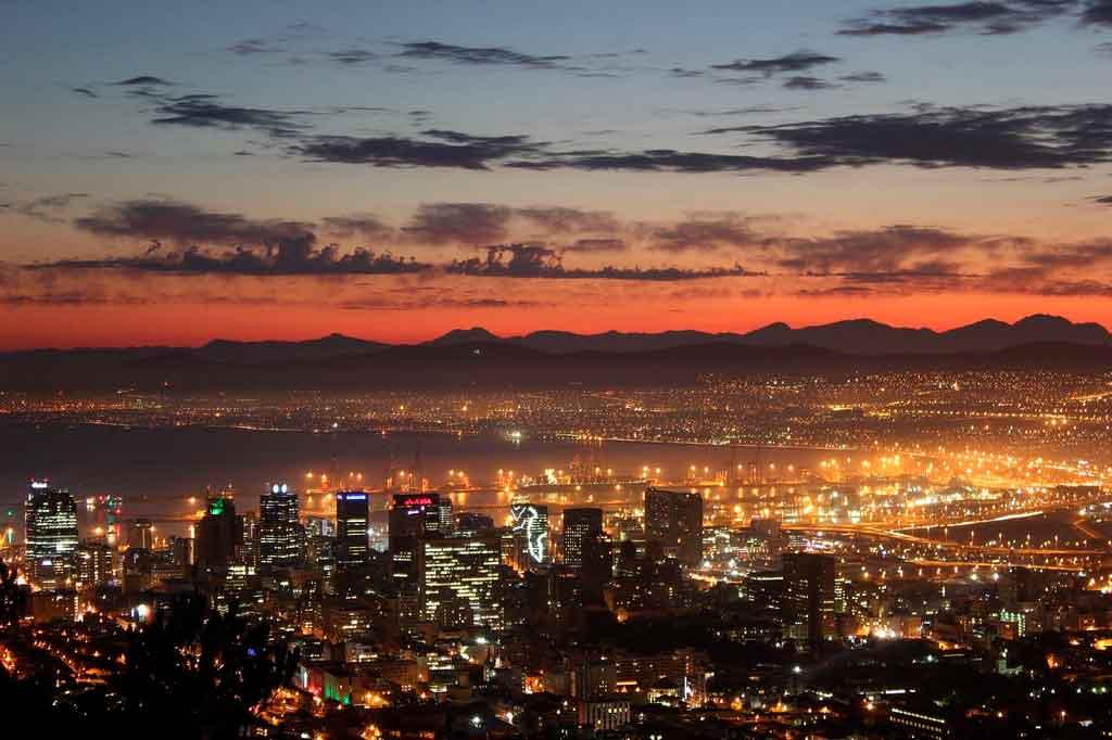 Cidade do Cabo quanto custa