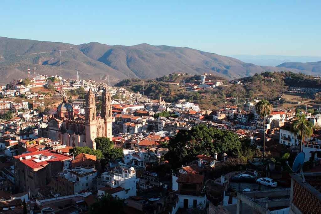 Cidade do México onde fica