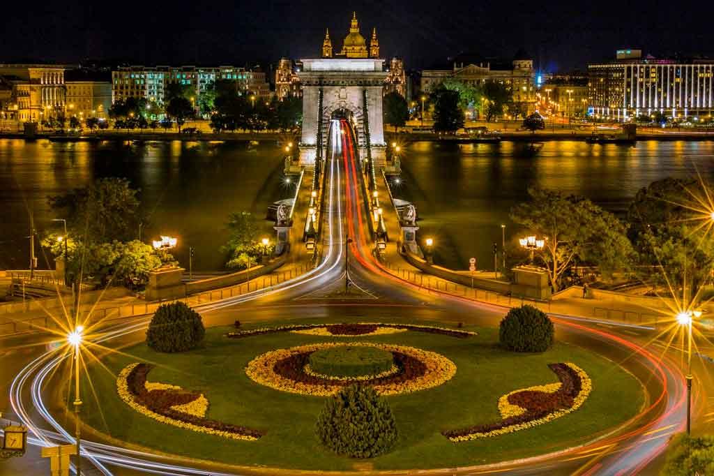 Cidades da Hungria Budapeste