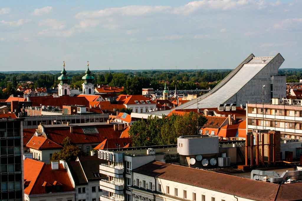 Cidades da Hungria Gyor