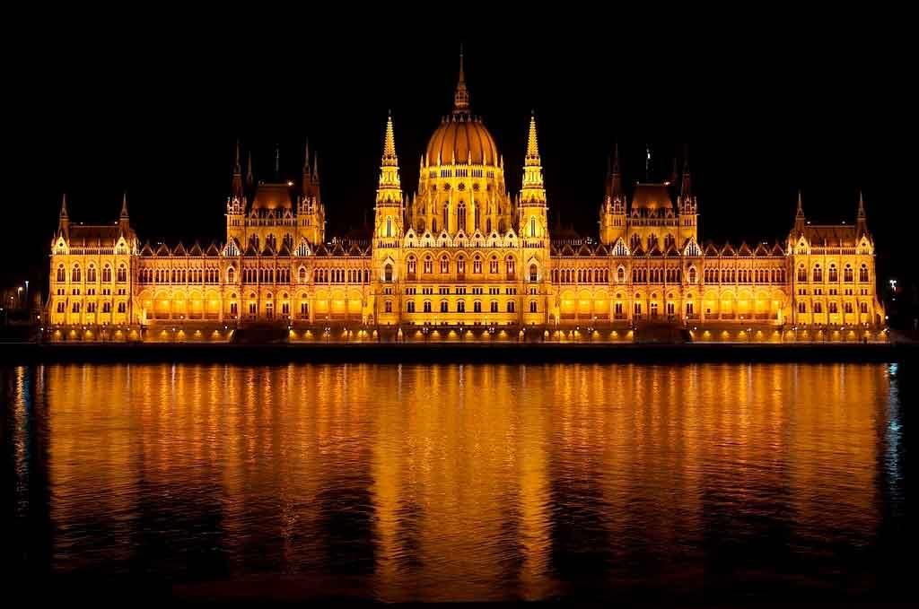 Cidades da Hungria