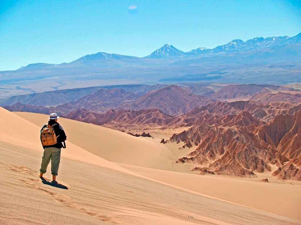 Deserto do Atacama Chile como ir