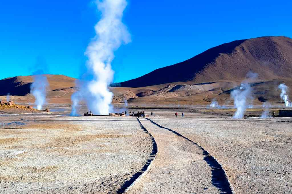 Deserto do Atacama Chile onde fica