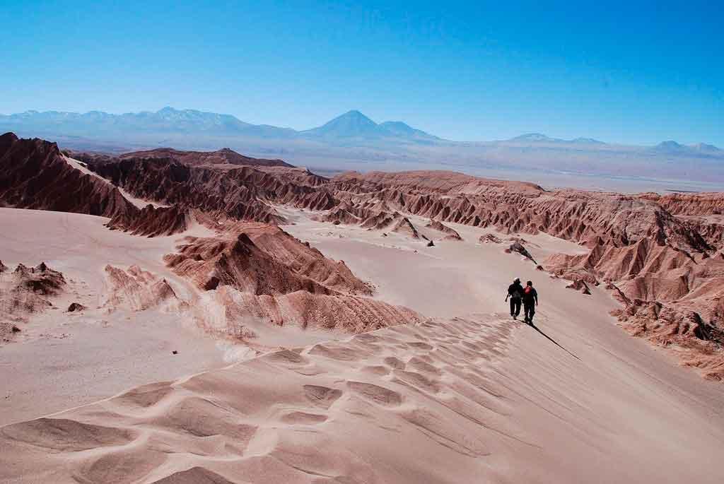Deserto do Atacama Chile salar de tara