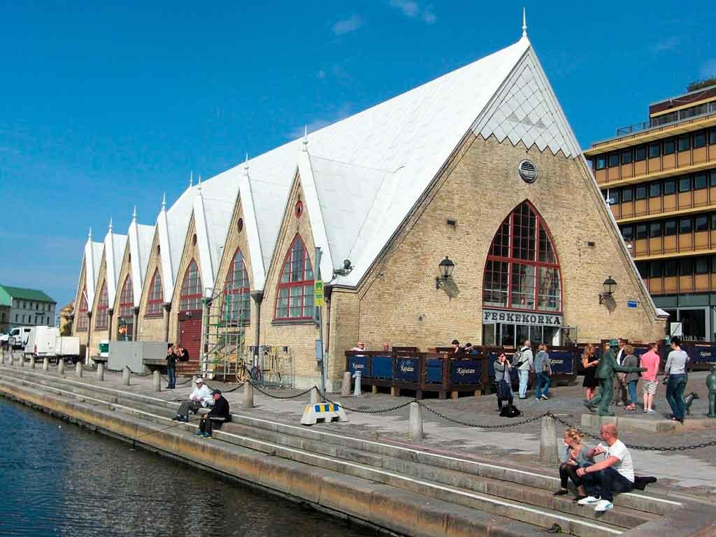 Gotembrugo, Suécia