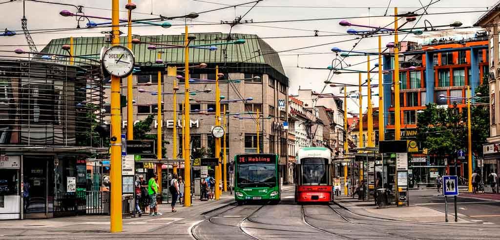 Graz Austria como chegar