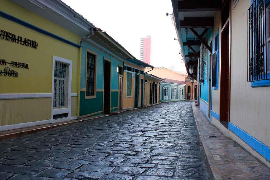 Guaiaquil Equador como chegar