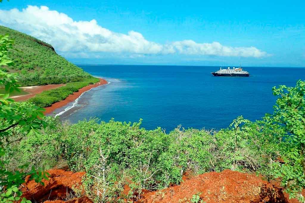 Ilha Galapagos como ir