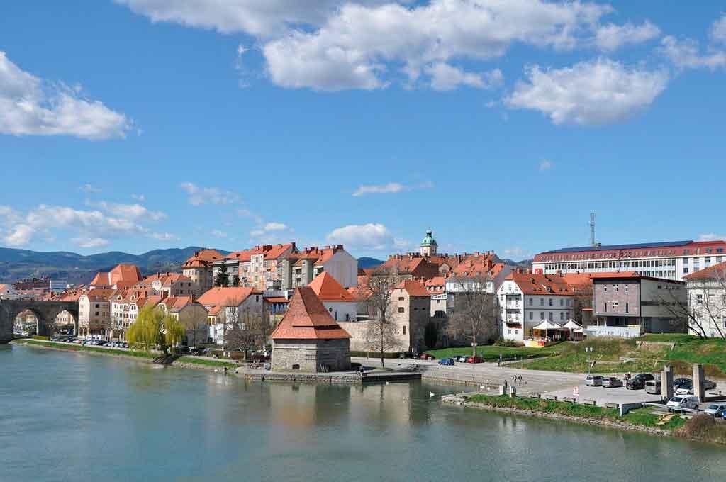 Maribor Eslovênia história