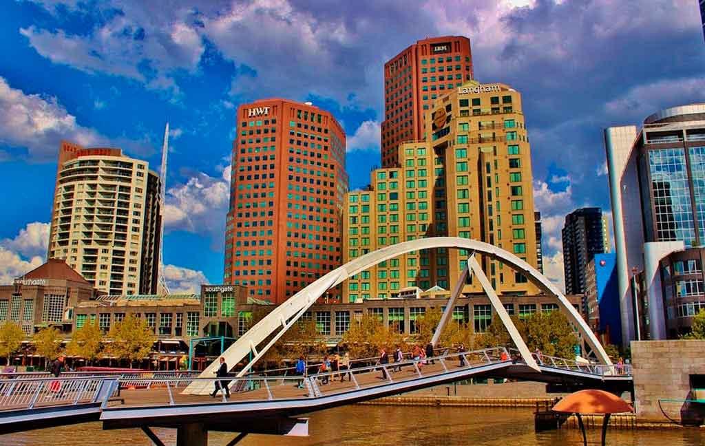 Melbourne Austrália melhor cidade para viver