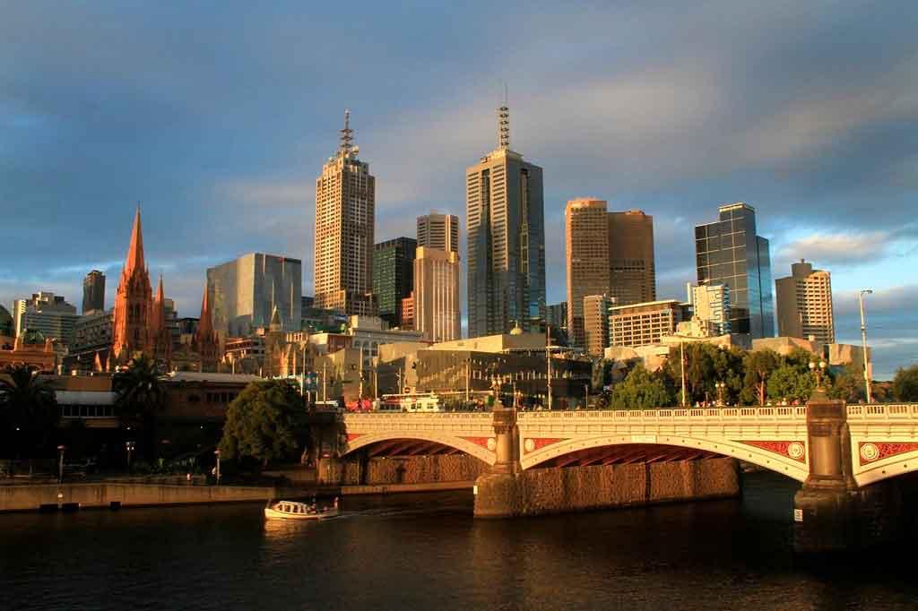 Melbourne Austrália