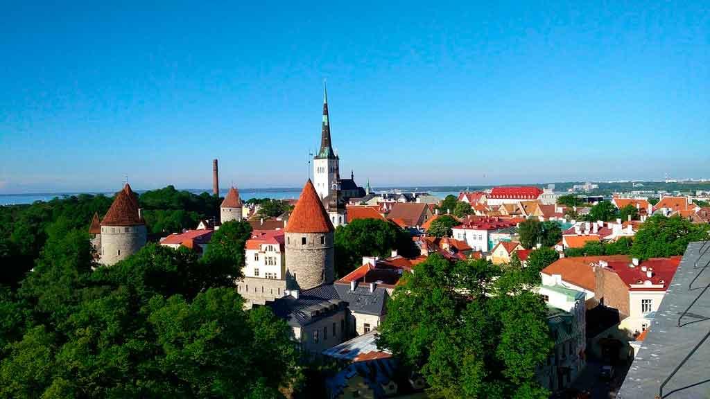 O que fazer na Estônia como chegar