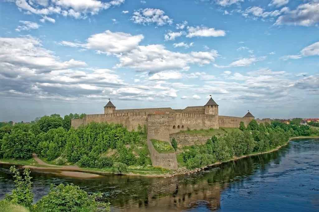 O que fazer na Estônia Narva