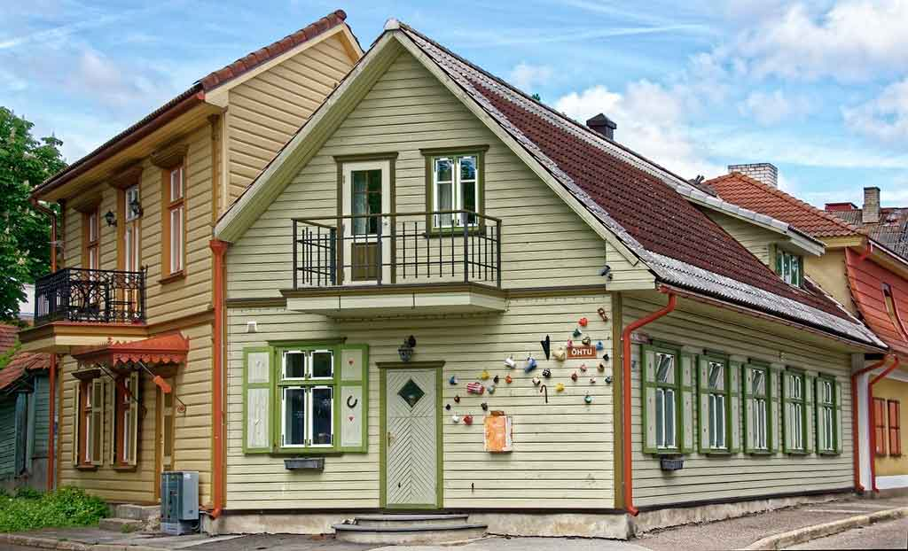 O que fazer na Estônia Parnu