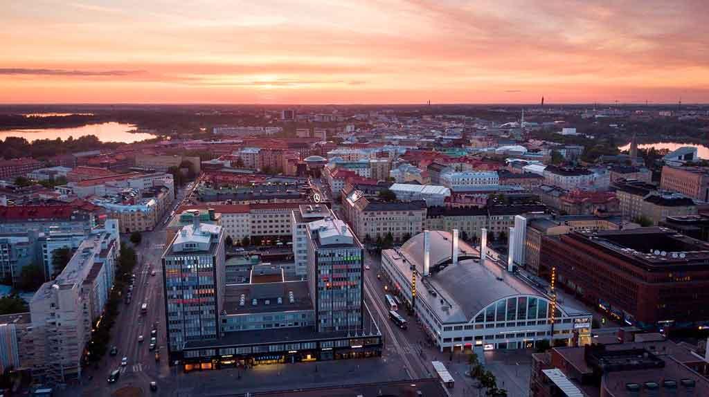 Países Balticos Helsique