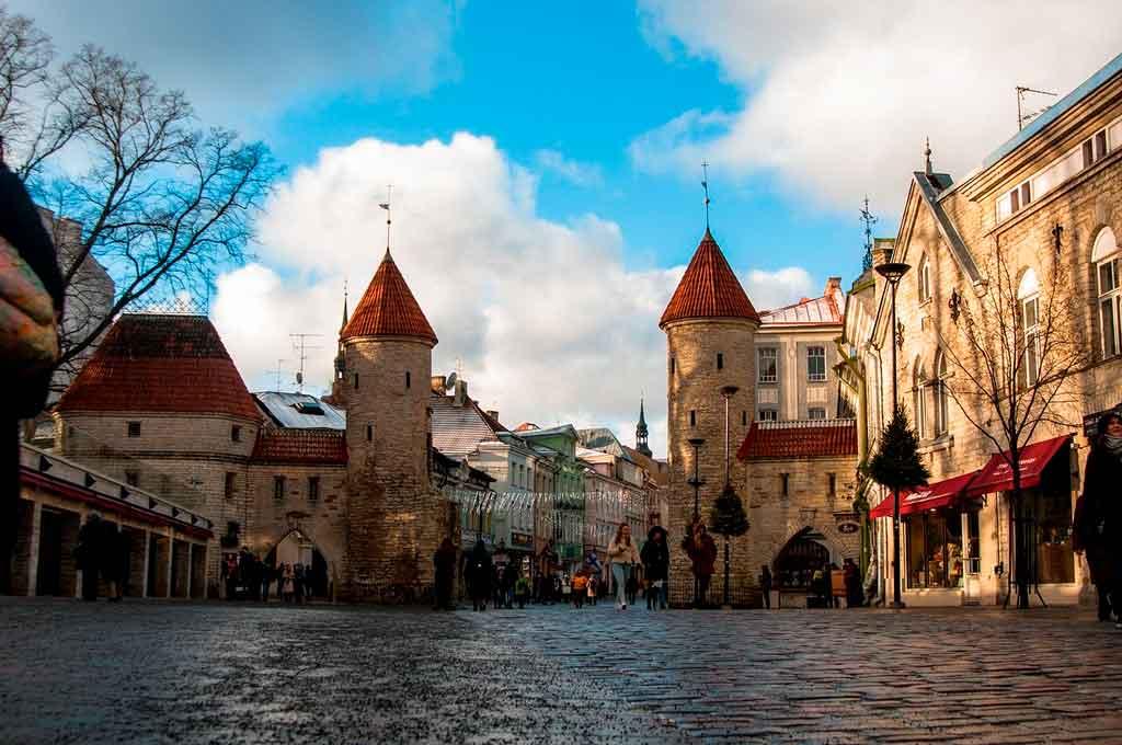 Países Balticos Tallinn