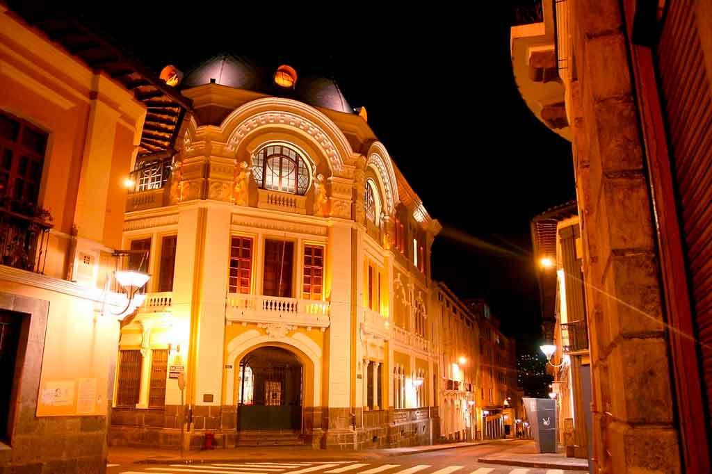 Quito Equador centro historico