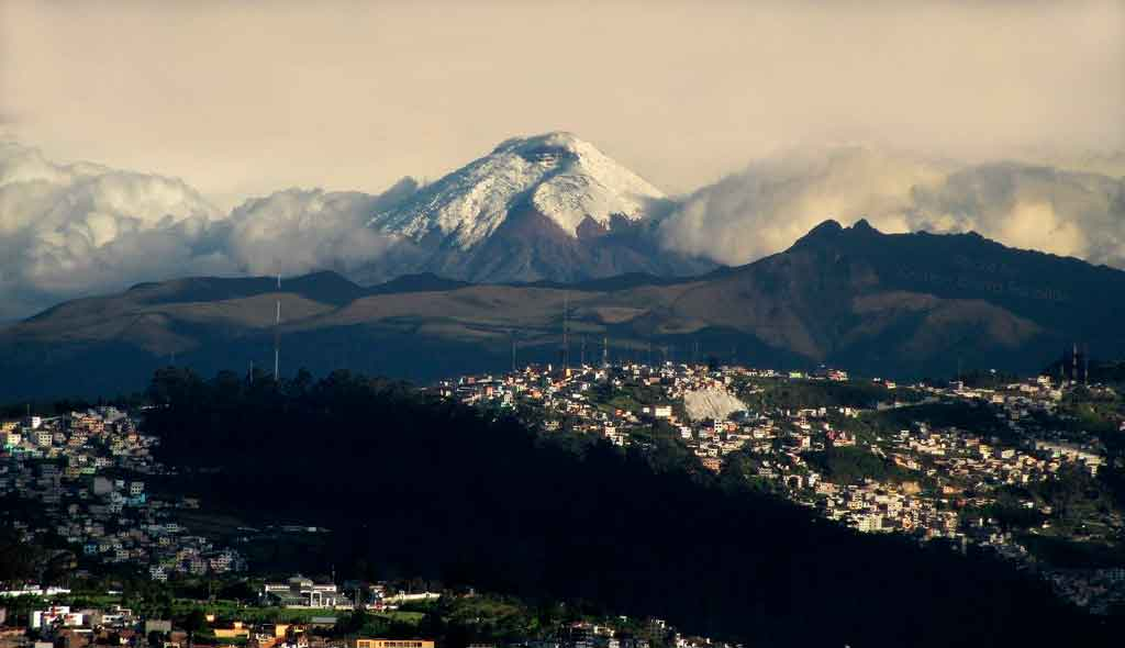 Quito Equador quantos dias