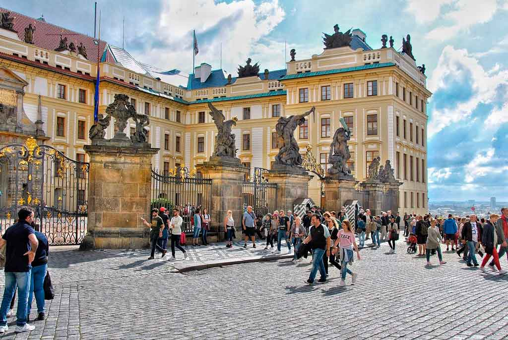 Republica Tcheca população
