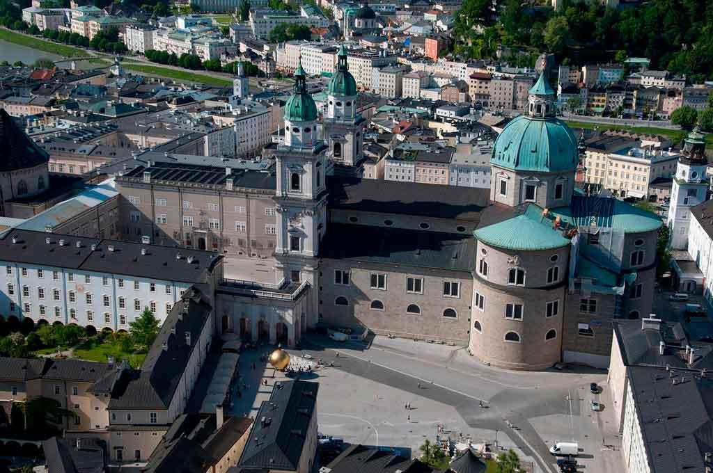 Salzburg Austria abadia de são paulo