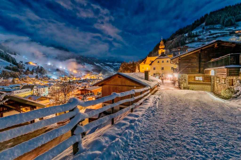Salzburg Austria o que fazer