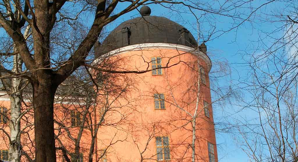 Uppsala Suécia castelo de Uppsala